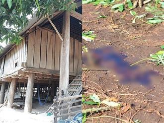 Thầy cúng ở Nghệ An chém con trai tử vong vì gần 50 tuổi vẫn không chịu lấy vợ