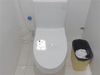 Chàng trai chia sẻ cảnh tượng đáng sợ nhất khi bước vào WC công ty, dân mạng cũng ngã ngửa vì từng gặp trường hợp tương tự