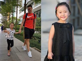Cháu gái 6 tuổi cực dễ thương của thủ thành Đặng Văn Lâm, danh tính mẹ bé cũng không vừa