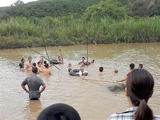 Đau xót hai anh em ruột ở Lâm Đồng đuối nước thương tâm
