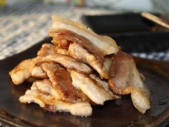 Chỉ cần thêm thứ này, món thịt chiên của bạn sẽ mềm ngon như ngoài hàng, cắn một miếng là tan ngay trong miệng