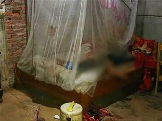 Long An: Chồng đâm chết vợ lúc đang ngủ, chờ đến sáng ra công an đầu thú