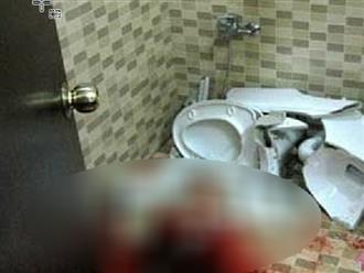 Thông tin mới vụ vợ bị cắt cổ chết trong phòng tắm, chồng bất tỉnh trên vũng máu ngay trước cửa nhà