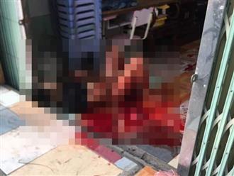 Sự thật hình ảnh chồng bị vợ cắt phăng 'của quý', nằm gục trên vũng máu ở Hà Nội