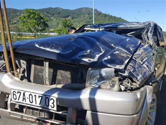 Gặp nạn trên cao tốc Đà Lạt - Liên Khương, chú rể văng khỏi xe tử vong tại chỗ, cô dâu bị thương nặng
