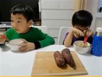 Hỏi con 'thích mẹ sinh em trai hay em gái', câu trả lời của bé trai khiến mẹ không biết nên khóc hay nên cười