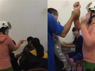 Clip mẹ phang ghế, tát con gái trước mặt bạn bè trong quán trà sữa gây tranh cãi gay gắt