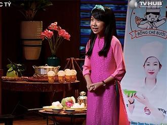 Cô bé 11 tuổi gọi vốn 200 triệu bán chè bưởi, không ngờ được tận 800 triệu ở Shark Tank