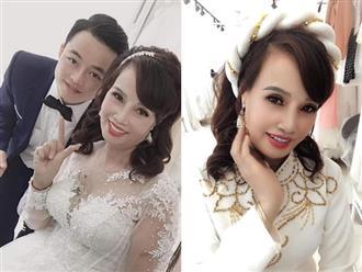 Cô dâu 62 tuổi lại 'chơi lớn xem thiên hạ có trầm trồ', cùng chồng trẻ chụp ảnh cưới mới sau thẩm mỹ