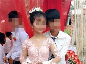 Sự thật bất ngờ về loạt ảnh đám cưới của cặp đôi trẻ con 'chú rể 14, cô dâu 12' gây xôn xao MXH