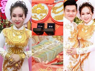Cô dâu 2000 khiến hội chị em 'chờ chồng' sốt ruột: Dạm ngõ nhận của hồi môn 13 cây vàng, nhẫn kim cương, tiền mặt gần 1 tỷ