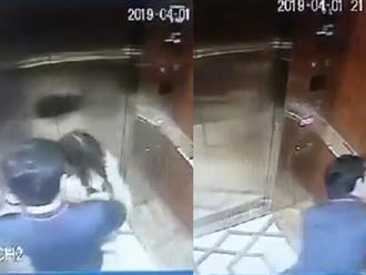 Đủ căn cứ khởi tố vụ án dâm ô bé gái ở thang máy chung cư Sài Gòn