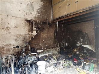 Đã bắt được nghi phạm phóng hỏa đốt phòng trọ khiến 3 cô cháu tử vong thương tâm ở Sài Gòn