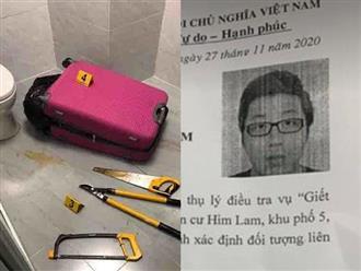 Đã bắt được nghi phạm giết người phân xác bỏ vào vali ở quận 7