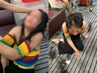 Xôn xao hình ảnh thiếu nữ 15 tuổi bị đánh ghen cắt trụi tóc vì ăn nằm với chồng của bà chủ