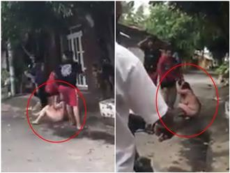 Vợ đánh ghen bồ nhí trần truồng giữa đường: Tiết lộ sốc của nhân chứng