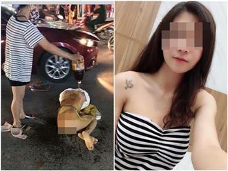 Lộ diện người đàn ông cứu hot girl bị lột đồ, đổ nước mắm và ớt bột lên người