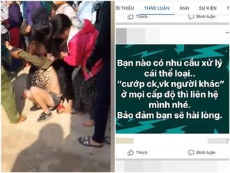 Nở rộ dịch vụ 'đánh ghen thuê' trên Facebook  khiến chị em xôn xao bàn tán