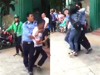 Nghi vợ ngoại tình với bạn thân, chồng đánh ghen ầm ĩ giữa đường ở Đà Nẵng