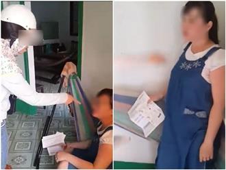Bị rêu rao 'làm gái' trên Facebook, người phụ nữ tát liên tiếp vào mặt bà bầu để 'dằn mặt'