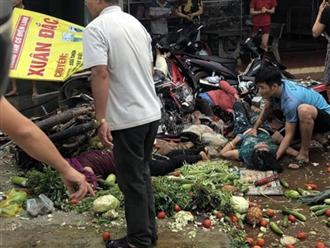 Danh tính nạn nhân thương vong vụ ô tô con và 2 xe tải va chạm rồi lao vào chợ ở Đắk Nông