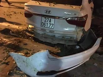 Đi làm thêm về khuya, 2 sinh viên bị ô tô tông tử vong thương tâm