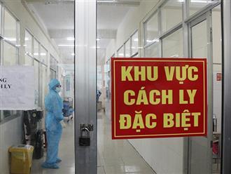 Chiều 23/2, Bộ y tế công bố 6 ca nhiễm COVID-19 mới ở Hải Dương và Quảng Ninh