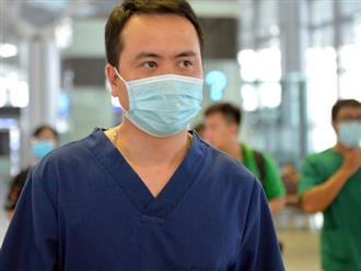 """Đoàn bác sĩ sang Guinea Xích đạo đón 120 công dân nhiễm Covid-19: """"Đây là một thách thức lớn với chúng tôi"""""""