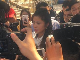 Bà Lê Hoàng Diệp Thảo nói về cáo buộc đưa chồng vào nhà thương điên, mong sự việc được giải quyết sớm vì quá mệt mỏi