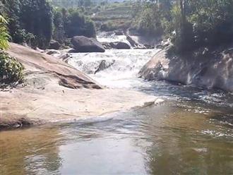Rủ nhau đi tắm suối, 2 chị em ruột ở Lào Cai đuối nước thương tâm