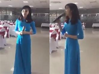 Cười chảy nước mắt thiếu nữ hát 'Duyên phận' đỉnh nhất Việt Nam