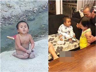 Thai phụ nhận nuôi em bé tật nguyền: 'Không mua xe hay tivi nữa, tiền đó để lo cho Pang'