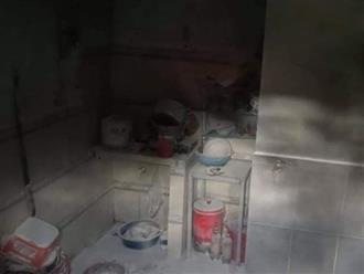 TP.HCM: Vợ ghen tuông tạt xăng đốt nhà khiến chồng và con gái bị phỏng, phải nhập viện cấp cứu