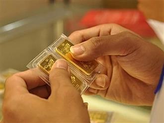 Giá vàng hôm nay 30/10: Vẫn tiếp tục trong đà giảm