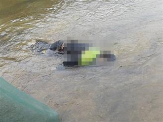 Cãi nhau với vợ, chồng ném 3 con nhỏ xuống sông khiến tất cả thiệt mạng