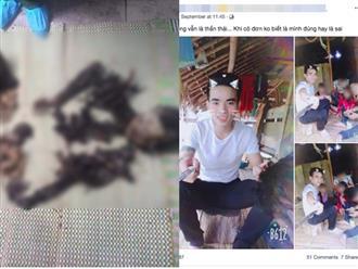 Vụ xác chết trơ xương trong căn nhà khóa kín: Hung thủ bình thản đăng ảnh khoe tiền, 'sống ảo' lên Facebook