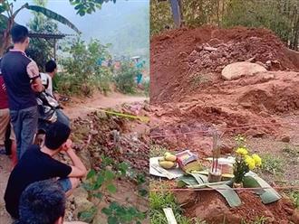 Vụ mẹ phát hiện xác con gái dưới giếng hoang: Hé lộ lời khai người chồng
