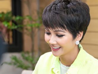 H'Hen Niê đã từng muốn từ bỏ danh hiệu Hoa hậu Hoàn vũ