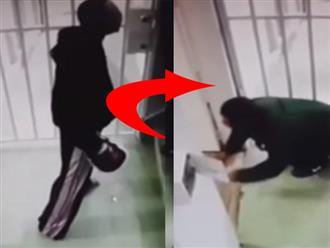 Hành nghề mà quên xem ngày, tên trộm no đòn vì mò vào học viện võ thuật