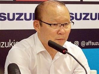 HLV Park Hang-seo lý giải việc dùng Đức Chinh đá chính thay Anh Đức