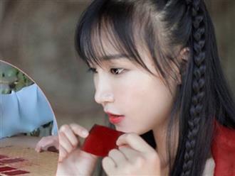 Học lỏm cách làm son phấn 'hữu cơ' của tiên nữ Trung Quốc