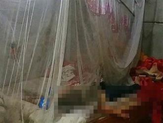Hàng xóm tiết lộ hành động lạ của gã chồng sau khi cứa cổ vợ tử vong lúc rạng sáng