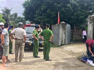Rúng động Lạng Sơn: Nghịch tử say rượu chém mẹ già tử vong và con gái 10 tuổi trọng thương
