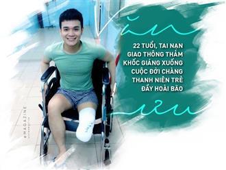 Hành trình 700 ngày gieo mầm yêu thương của chàng trai khuyết tật chân Bình Định