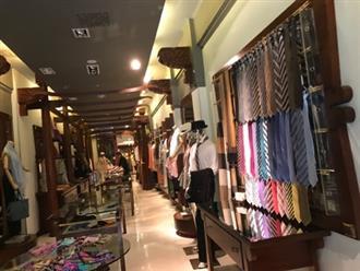 Kiểm tra cửa hàng Khaisilk: Tạm thu giữ hơn 50 sản phẩm, tổng giá trị hơn 30 triệu đồng