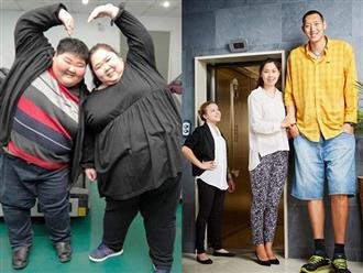 4 cặp vợ chồng 'dị' nhất thế giới: Béo đến mức không thể ân ái, anh chồng ôm em dâu vì tưởng là vợ