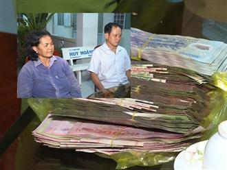 Hai nông dân miền Tây trả lại 120 triệu đồng cho người đánh rơi vào sáng mùng 2 Tết
