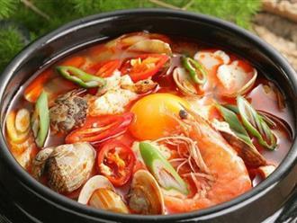 Cách nấu LẨU THÁI HẢI SẢN thơm ngon, đậm đà tại nhà