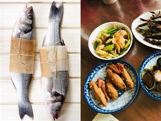 """Mâm cơm KHÔNG NÊN xuất hiện món rau, món thịt, món cá này vì sẽ """"thu hút"""" ung thư dạ dày, bạn cũng cần ghi nhớ để tránh"""