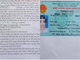 Vụ nữ sinh Điện Biên mất tích: Cắt tóc xong sợ bố mẹ mắng nên bỏ đi